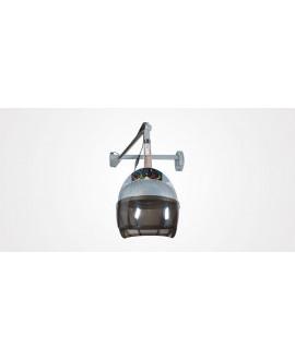 Secador de casco aéreo Aure