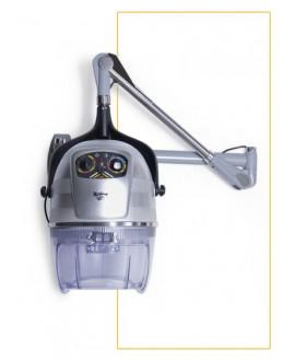 Secador de casco aéreo 3V gris