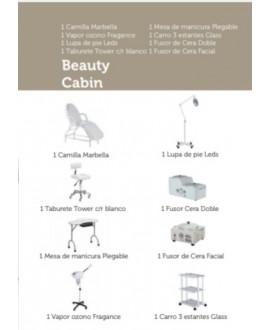 Salón estética Beauty Cabin
