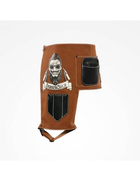 Cinturón utillaje Hipster Skull