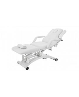 Camilla para masajes Sphen color blanco