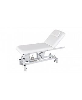 Camilla para masajes Lumb blanco