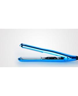 Plancha de pelo Titanium Mirror azul