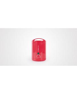 Calentador de cera Mini Wax rojo