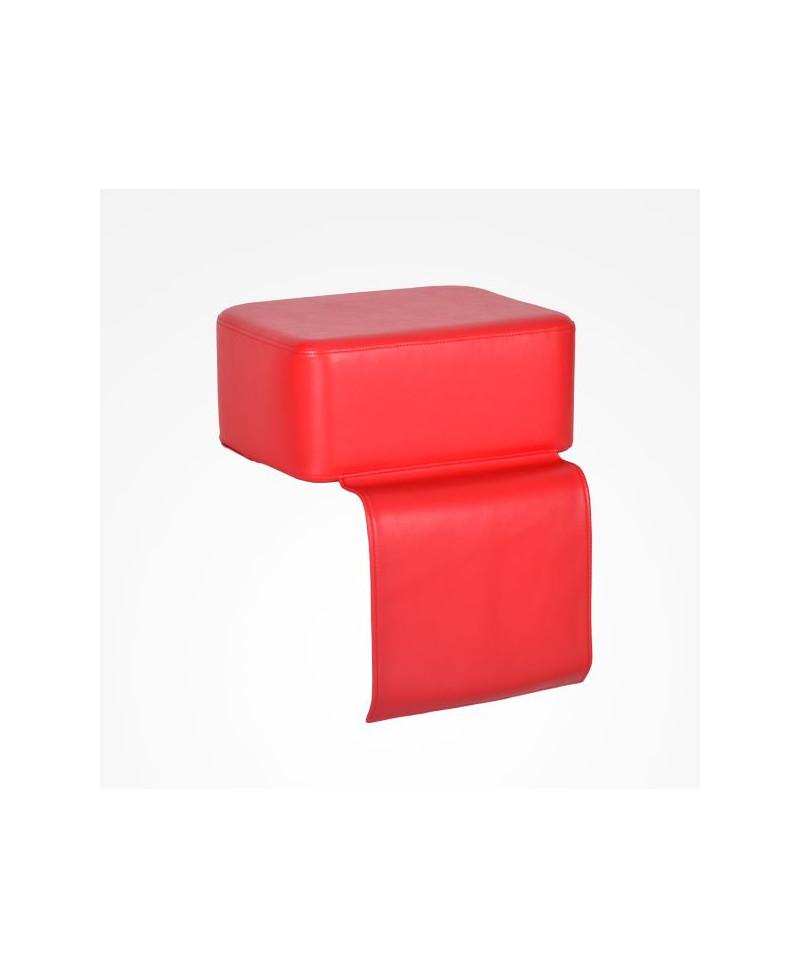 Puff Dado color rojo Perfect Beauty